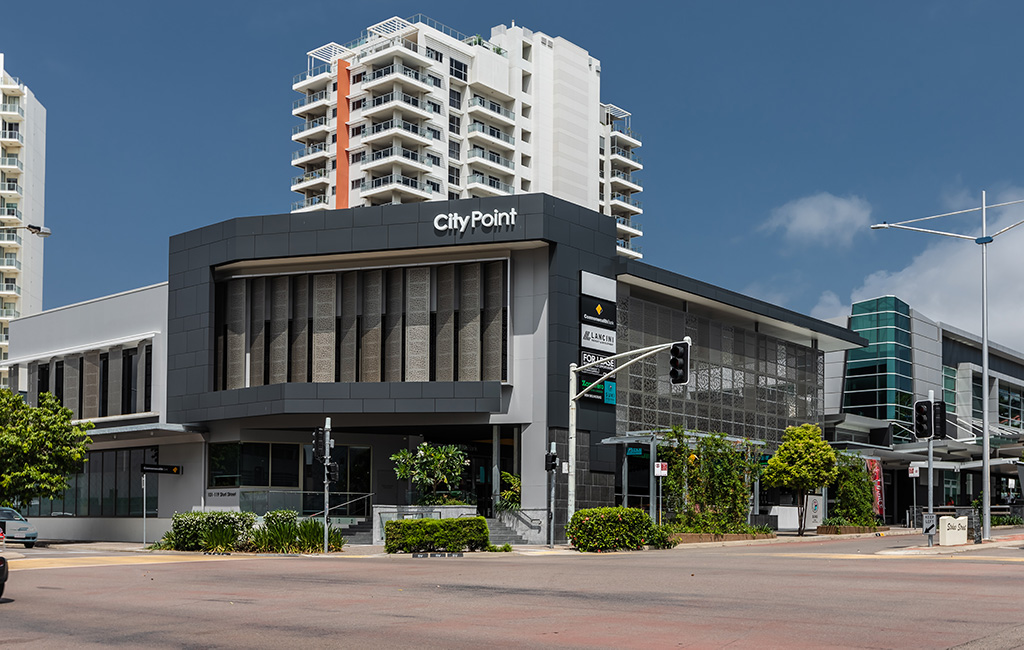 Major recognition for Townsville