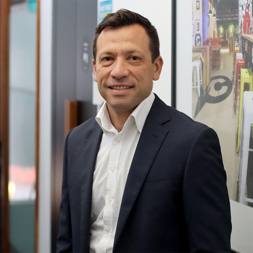 Peter Granato Chief Financial Officer at Lancini