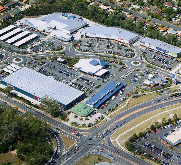 victoria park town centre