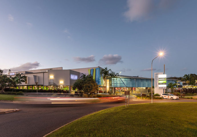 Yeppoon Central Shopping Centre, Woolworths, Big W, Yeppoon, Open 7 Days