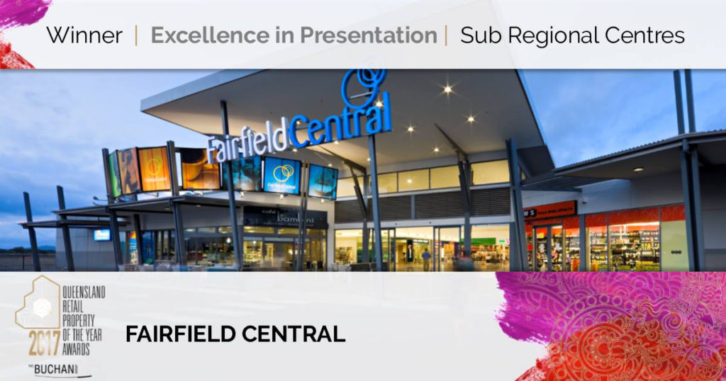 Queensland Retail Property of the Year Awards 2017