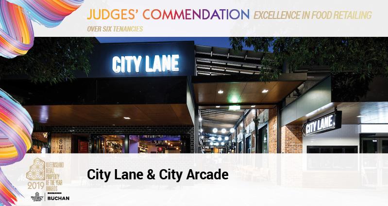Queensland Retail Property of the Year Awards 2019